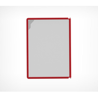 Пластиковая рамка для перекидной системы А4 DATAFRAME фото, купить в Липецке | Uliss Trade