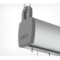 Пластиковая петля-заглушка для профиля ECOTRACK ECO-CAP фото, купить в Липецке | Uliss Trade