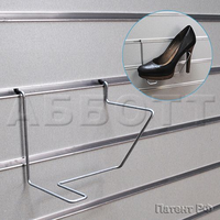 Полка для обуви под каблук левая EK130 Л фото, купить в Липецке | Uliss Trade