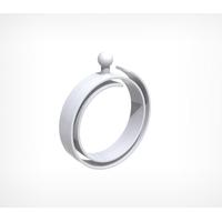 Спираль-улитка для шарнирного ценникодержателя ROLL-VL фото, купить в Липецке | Uliss Trade