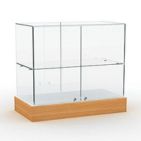 Прилавок со стеклянным верхом / П-2С фото, купить в Липецке | Uliss Trade