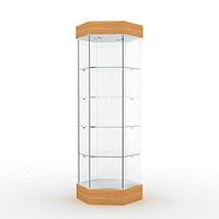 Витрина с освещением / B-6 фото, купить в Липецке | Uliss Trade