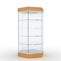 Витрина с освещением / B-5 фото, купить в Липецке | Uliss Trade