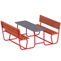 Столик для детской площадки открытый фото, купить в Липецке | Uliss Trade