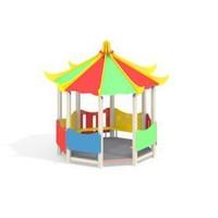 Домик-беседка Пагода 5.21 фото, купить в Липецке | Uliss Trade