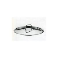 Крышка для кастрюли d=26см, нерж.сталь, фото, купить в Липецке | Uliss Trade
