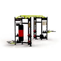 Профессиональный комплекс для функциональных тренировок Crossfit X2 фото, купить в Липецке | Uliss Trade