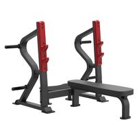SL7028 - Олимпийская горизонтальная скамья для жима фото, купить в Липецке   Uliss Trade