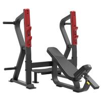 SL7029 - Олимпийская скамья с положительным наклоном для жима фото, купить в Липецке   Uliss Trade