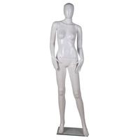 Манекен женский H08/WHITE фото, купить в Липецке | Uliss Trade