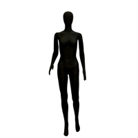 Манекен женский PJ03/Black фото, купить в Липецке   Uliss Trade