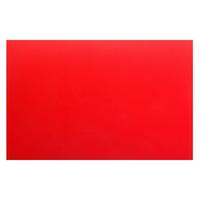 Доска разделочная 500х350х18 мм красный полипропилен фото, купить в Липецке   Uliss Trade