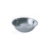 Миска полусферическая, 2л., d=24 h=8.5см., нерж.сталь фото, купить в Липецке | Uliss Trade