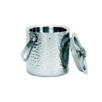 Емкость для льда d=15 см. 1,7 л. гофрир, нерж. фото, купить в Липецке | Uliss Trade