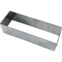 Форма «Прямоугольник» 20х4см h=3см фото, купить в Липецке | Uliss Trade