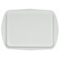Поднос столовый из полипропилена 490х360 мм белый фото, купить в Липецке | Uliss Trade