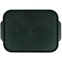 Поднос столовый из полистирола 450х355 мм темно-зеленый фото, купить в Липецке | Uliss Trade