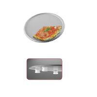 Противень для пиццы d 40см h4см, нерж.сталь, на ножках фото, купить в Липецке | Uliss Trade