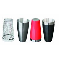Шейкерный стакан из поликарбоната, с рецептами  V=500мл фото, купить в Липецке | Uliss Trade