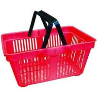 Корзина покупательская пластиковая SBP20 фото, купить в Липецке | Uliss Trade
