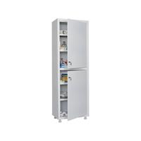 Шкаф для медикаментов одностворчатый HILFE МД 1 1760/SS фото, купить в Липецке | Uliss Trade