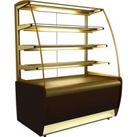 Кондитерская холодильная витрина Полюс ВХСв-0,9д Carboma фото, купить в Липецке | Uliss Trade