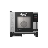 Пароконвекционная печь Unox XEVC-0511-E1R фото, купить в Липецке | Uliss Trade