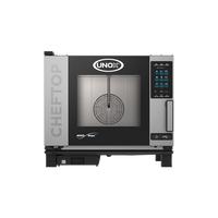 Пароконвекционная печь Unox XEVC-0511-EPR фото, купить в Липецке | Uliss Trade