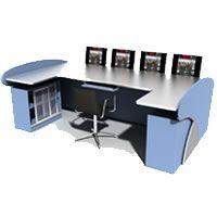 Диспетчерские столы * Специализированная мебель * Uliss Trade