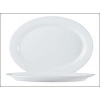 Блюдо овальное l=320 мм. Ресторан (67107) фото, купить в Липецке | Uliss Trade