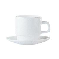 Чашка 220 мл. чайная Ресторан (блюдце 22720 ) фото, купить в Липецке | Uliss Trade