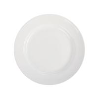 Тарелка мелкая 200 мм фаянс фото, купить в Липецке   Uliss Trade