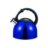 Чайник со свистком 2,5 л ТМ Appetite арт. HSK-H042/синий фото, купить в Липецке | Uliss Trade