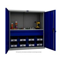 Шкаф инструментальный ТС 1095-001010 фото, купить в Липецке | Uliss Trade