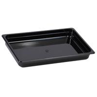 Гастроемкость из поликарбоната GN 1/1 530х325х65 мм черная фото, купить в Липецке   Uliss Trade