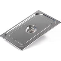 Крышка Luxstahl из нержавеющей стали для GN 1/1 фото, купить в Липецке   Uliss Trade