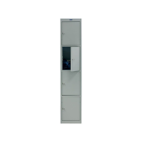 Гардеробный шкаф ПРАКТИК AL-004 (приставная секция) фото, купить в Липецке | Uliss Trade