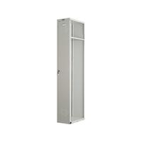 Гардеробный шкаф ПРАКТИК LS-001-40 (приставная секция) фото, купить в Липецке | Uliss Trade