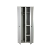 Гардеробный шкаф ПРАКТИК LS-21-80U фото, купить в Липецке | Uliss Trade