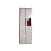 Гардеробный шкаф ПРАКТИК LS-24 фото, купить в Липецке | Uliss Trade