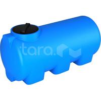 Горизонтальная пластиковая ёмкость для воды 500 литров фото, купить в Липецке | Uliss Trade