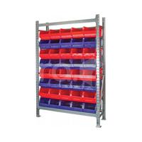 Комплект стеллажный модульный с ящиком (40 шт.) фото, купить в Липецке | Uliss Trade