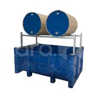 Контейнер для локализации разлива ТЖ 450 литров (1200х1740х410 мм) фото, купить в Липецке | Uliss Trade