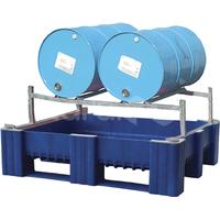 Контейнер для локализации разлива ТЖ 800 литров фото, купить в Липецке | Uliss Trade