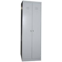 Металлический шкаф для одежды ШР-22-800 фото, купить в Липецке | Uliss Trade