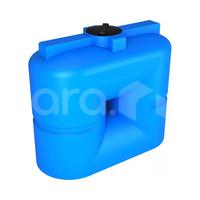 Пластиковая ёмкость для воды 1000 л (1555х720х1355 мм) фото, купить в Липецке | Uliss Trade