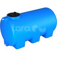 Пластиковая ёмкость для воды 1000 л с отводами (1830x855x890 мм) фото, купить в Липецке | Uliss Trade