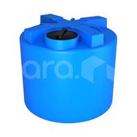 Пластиковая ёмкость для воды 2000 л (1530x1530x1340 мм) фото, купить в Липецке | Uliss Trade