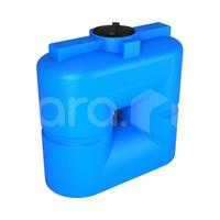 Пластиковая ёмкость для воды 750 л (1335 х 600 х 1340 мм) фото, купить в Липецке | Uliss Trade