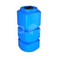 Пластиковая ёмкость для воды 750 л (750 х 750 х 1710 мм) фото, купить в Липецке | Uliss Trade